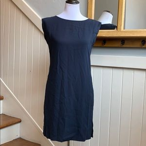 Polo by Ralph Lauren Dresses - NWT Polo Ralph Lauren Park Avenue Crepe Dress Navy
